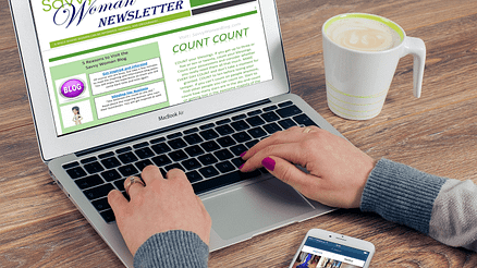 Business Newsletters - Savvy Woman Blog