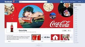image of coca-cola-facebook-fan-page