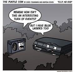 Blu-Ray Laser Disc