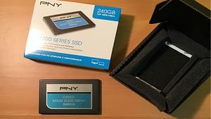 PNY 240GB CS1211 2.5 SATA SSD Drive