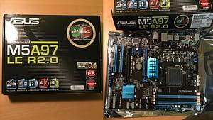 ASUS M5A97 LE R2.0 AM3+ AMD 970