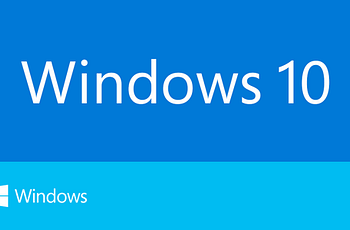 Windows 10 Logo Tech Crunch