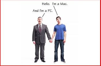 Image of Mac Vs. PC