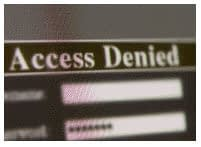The Internet is at Full Capacity - Access Denied