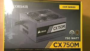 Corsair CX Series 750 Watt ATX/EPS Modular PowerSupply