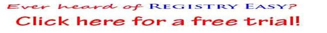 Ever Heard of Registry Easy?