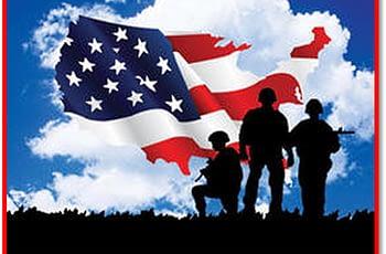 U.S. Military by Vecteezy.com