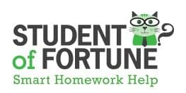 Image of Student of Fortune Logo