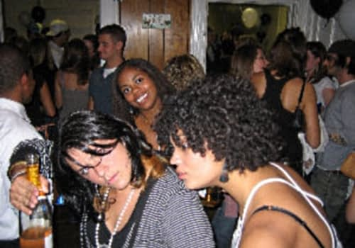 A College Party
