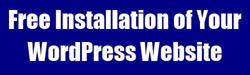 Install WordPress for Free - Image