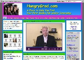 How Do I Get Into Media | Introducing HungryGrad.com 1
