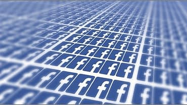 Facebook Many F Panels System