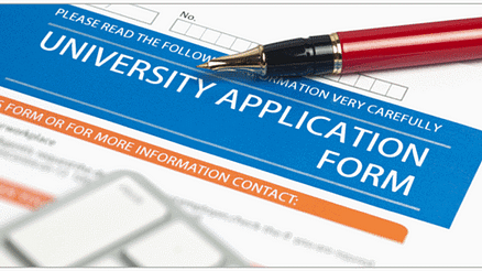 College Application Form Apply to College