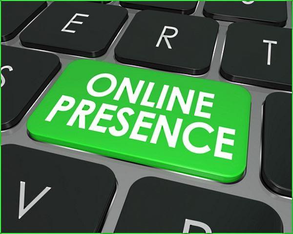 online-web-pressence